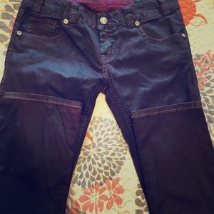 Rock 'n' roll Cowgirl skinny jeans. Size 29/32